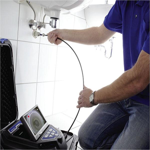 6 Travaux Inspection Canalisation Par Cam 233 Ra Endoscopique