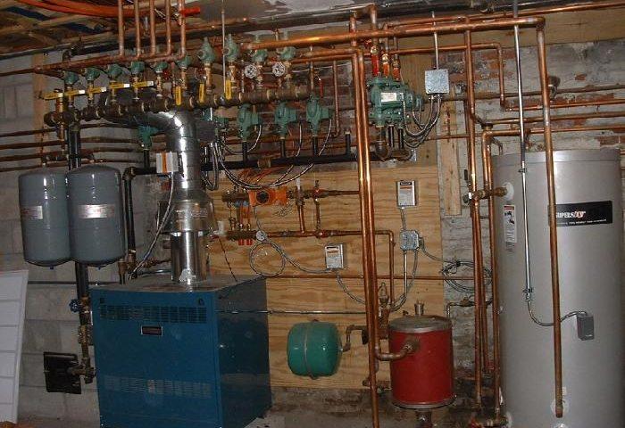 installation boiler Bulex intervention rapide