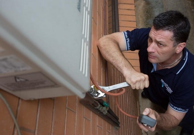 entretien chauffage Ferroli service express