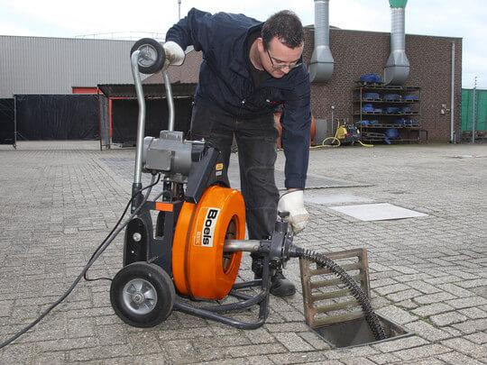 inspection canalisation par caméra Laeken à partir de 75€