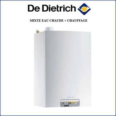 installation chaudière De Dietrich intervention rapide