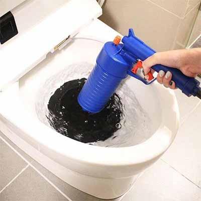 pompe à haute pression pour déboucher canalisation toilette